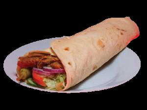 kebab rulle